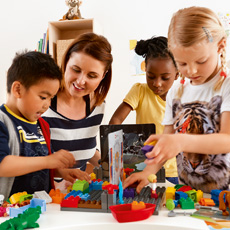 In unserem Shop LEGO® Education Kindergarten