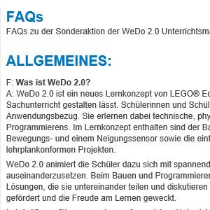 FAQ_WeDo2