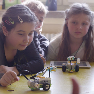 Video Praxisbericht LEGO Wedo2.0