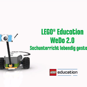 Video LEGO Wedo2.0