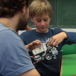 Video Schuleinsatz MINDSTORMS® EV3