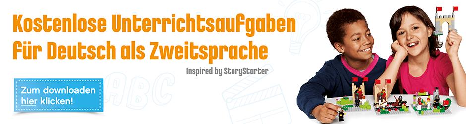 Deutsch als Zweitsprache Unterrichtsaufgaben